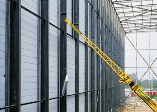 上海钢结构外墙案例