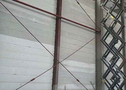 上海厂房防火板案例