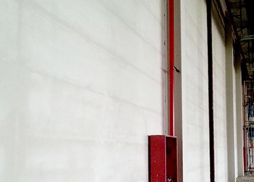 厂房泄爆板工程案例