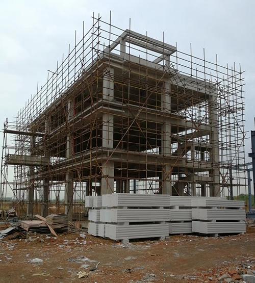 ALC混凝土结构墙板