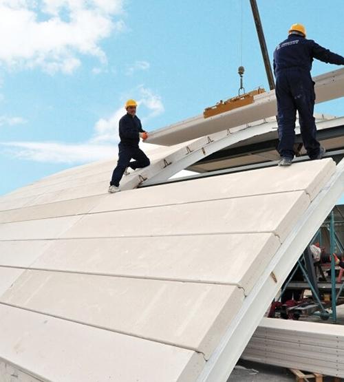 上海ALC屋面板厂家